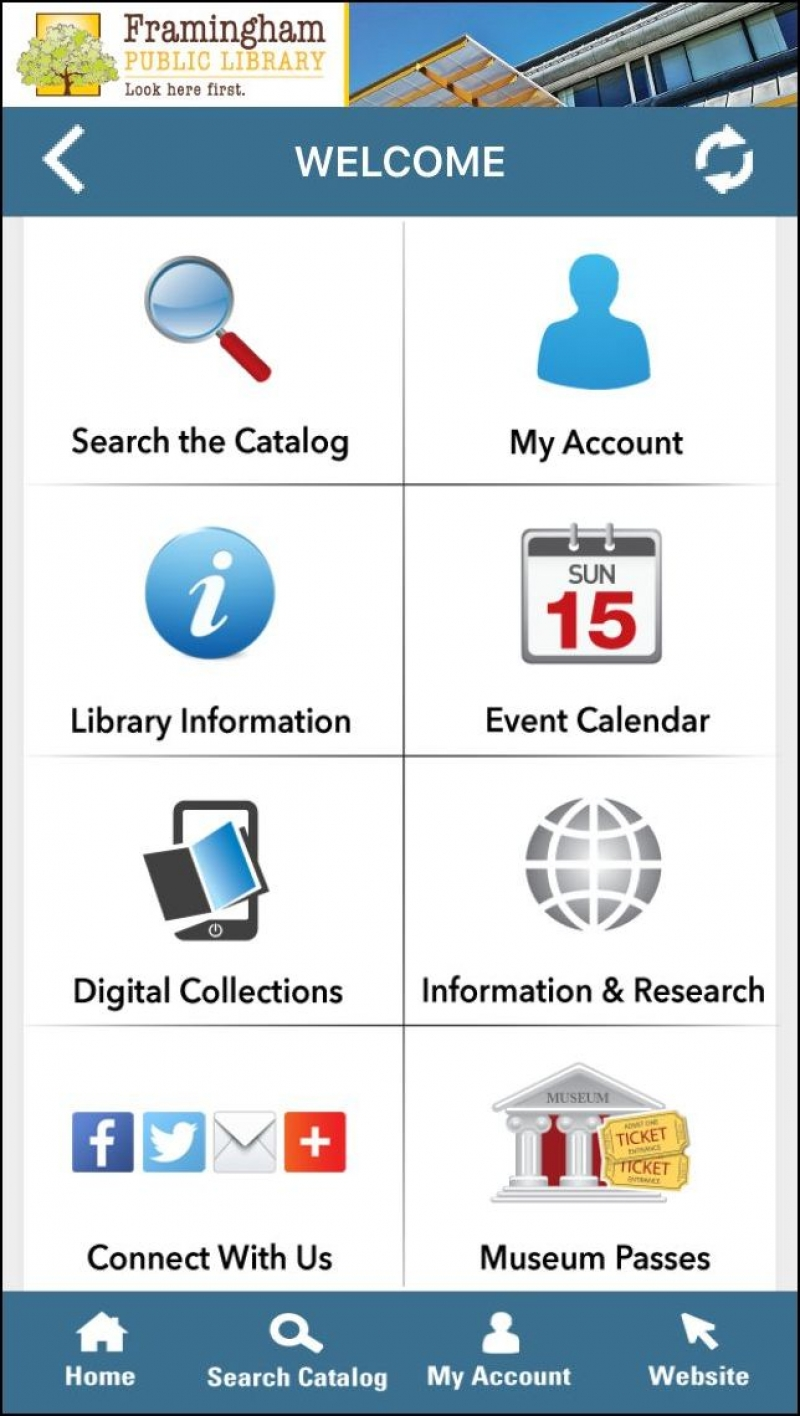 NEW Minuteman Library Network App thumbnail Photo