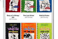 Diary of a Wimpy Kid- Now Instantly Available on hoopla! thumbnail Photo