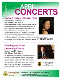 Framingham State University Chorus thumbnail Photo