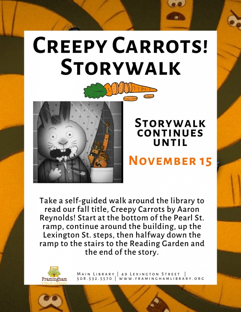 Storywalk (every day through November 15) thumbnail Photo