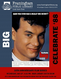 Celebrate '88 Film Series: Big thumbnail Photo