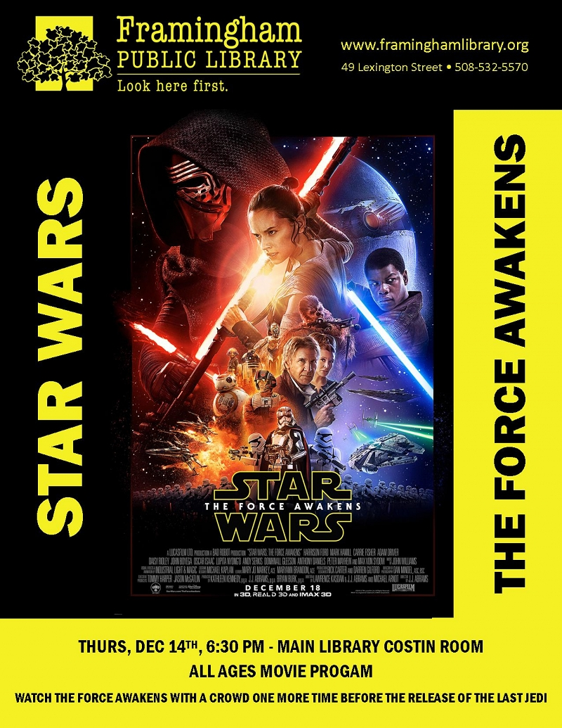 Star Wars: The Force Awakens thumbnail Photo