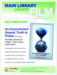 Documentary: An Inconvenient Sequel: Truth to Power thumbnail Photo