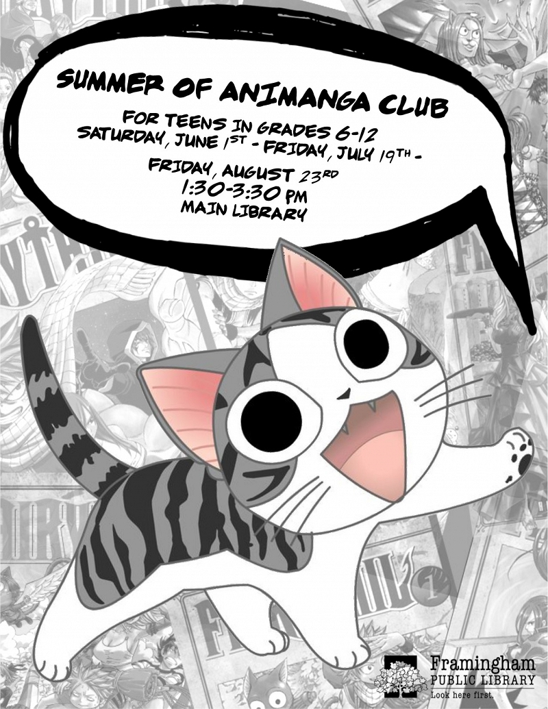 AniManga Club August thumbnail Photo