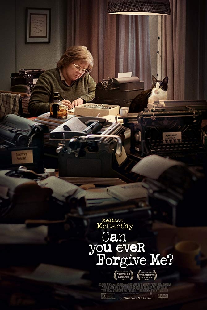 McAuliffe Matinee: Can You Ever Forgive Me? thumbnail Photo