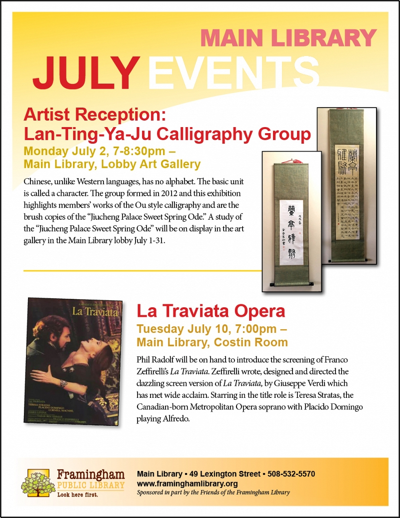 Film Screening: La Traviata thumbnail Photo