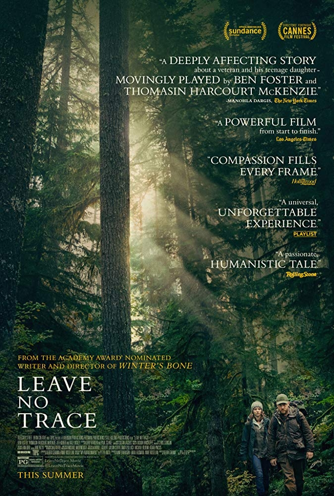 Friday Night Movie: Leave No Trace thumbnail Photo