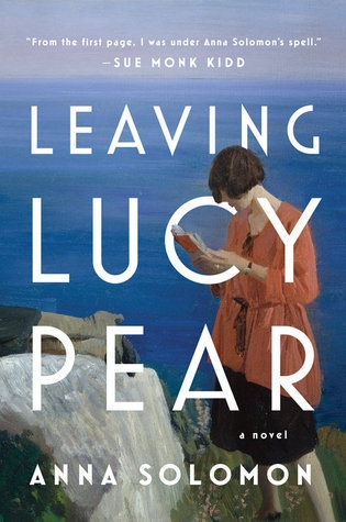 Main Library Book Group: Leaving Lucy Pear by Anna Solomon thumbnail Photo