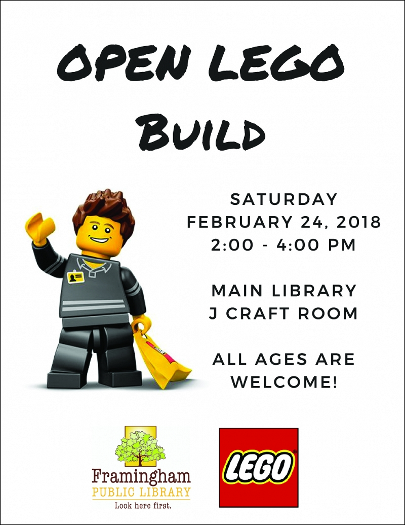 Open Lego thumbnail Photo