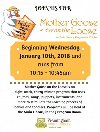 Mother Goose on the Loose thumbnail Photo