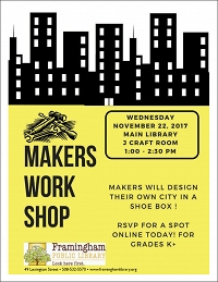 Early Release Maker's Workshop thumbnail Photo