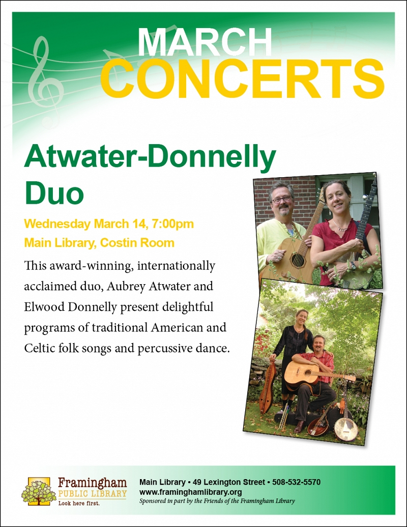 Atwater-Donnelly Duo thumbnail Photo