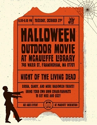 Special Halloween Event: Outdoor Movie: Night of the Living Dead (1968) thumbnail Photo