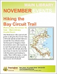 Hiking the Bay Circuit Trail graphic