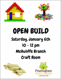 Open Build at McAuliffe thumbnail Photo
