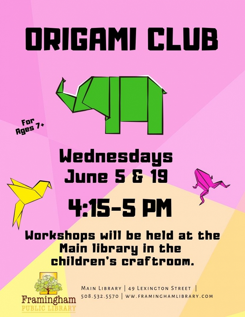Origami Club thumbnail Photo