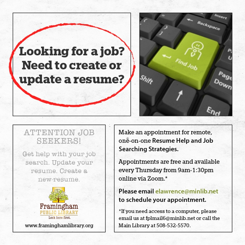 Job Search Assistance thumbnail Photo
