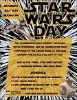 Star Wars Day is Coming! graphic