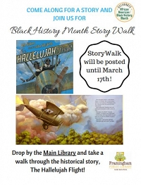 StoryWalk: The Hallelujah Flight thumbnail Photo
