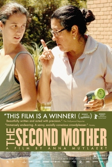 Brazilian Movie Night: Que horas ela volta? (The Second Mother) thumbnail Photo