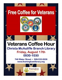 Veterans Coffee Hour thumbnail Photo