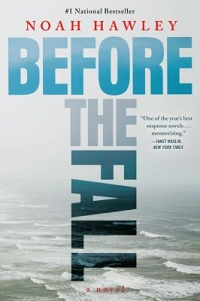 McAuliffe Book Group: Before the Fall by Noah Hawley thumbnail Photo