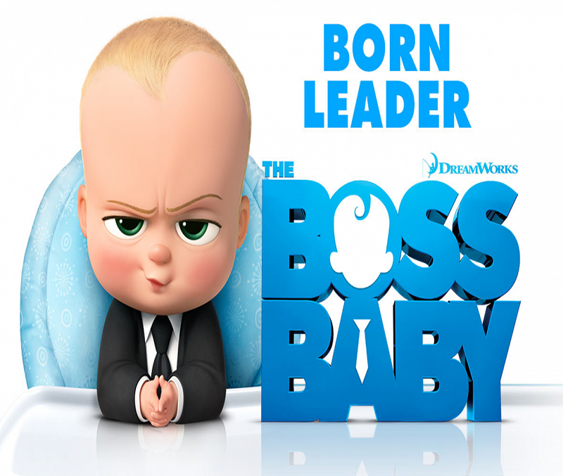 Friday Flicks: Boss Baby thumbnail Photo