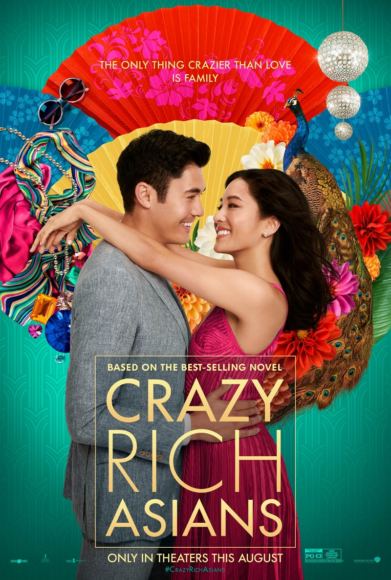 Wednesday Night Movie: Crazy Rich Asians thumbnail Photo