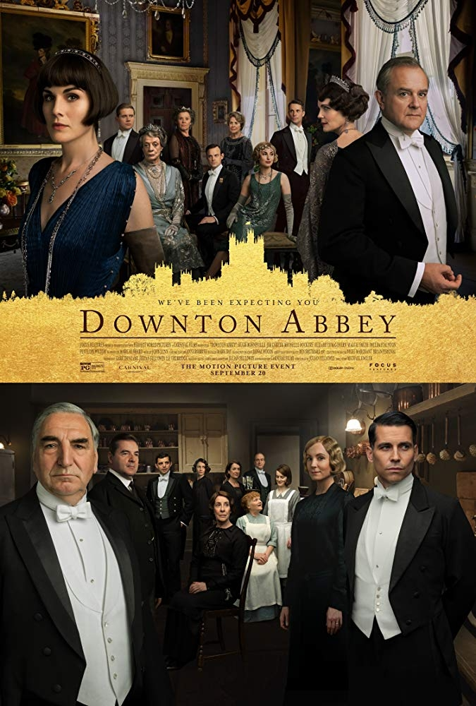 McAuliffe Matinee Movie: Downton Abbey: The Motion Picture thumbnail Photo