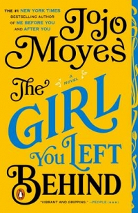 McAuliffe Branch Book Group: The Girl You Left Behind, by JoJo Moyes thumbnail Photo