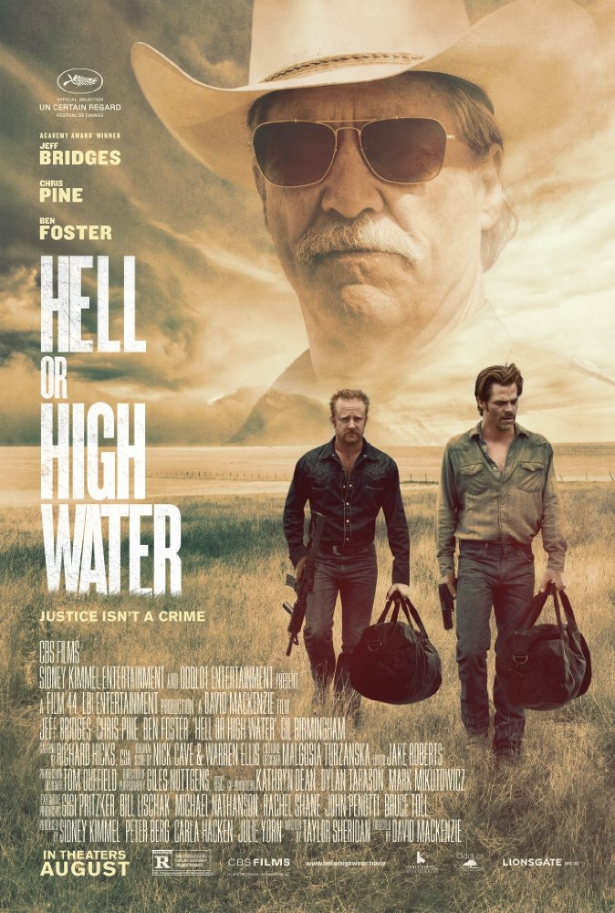 Friday Night Film: Hell or High Water thumbnail Photo