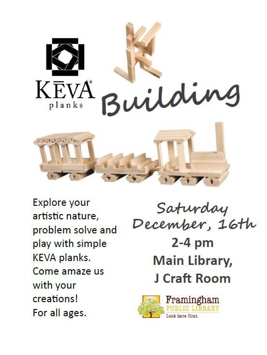 KEVA Plank Building thumbnail Photo