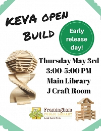 Early Release KEVA Plank Building thumbnail Photo