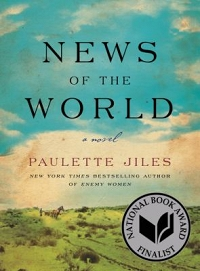 Main Library Book Club: News of the World by Paulette Jiles (author of Enemy Women) thumbnail Photo