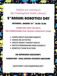 Annual Robotics Day thumbnail Photo