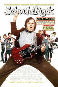 Libraries Rock! Movie: School of Rock thumbnail Photo