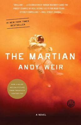 Sci-Fi Book Group and Movie: The Martian by Andy Weir thumbnail Photo