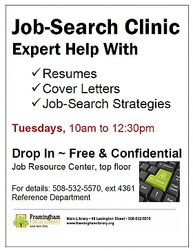 Job Search Clinic