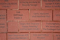 Christa McAuliffe Branch Library Brick Engraving thumbnail Photo