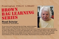 Don't Miss the Brown Bag Learning Series! thumbnail Photo