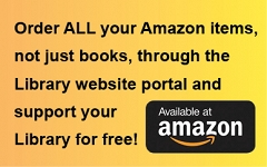 Click here for a link, or go to smile.amazon.com and enter Framingham Public Library Foundation. graphic