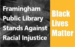 Anti-racism collections, resources and actions for all ages. graphic