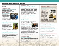 Lifelong Learning Lectures: Black & White & Read All Over:Circulating News in Post-Civil War America thumbnail Photo