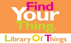 Find out about the new and unusual items you can borrow from the Library. graphic