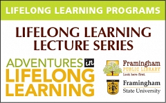 Information about our Winter-Spring Lifelong Learning Lecture Series and Spring 2021 Adventures in Lifelong Learning courses. graphic