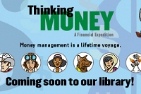 Thinking Money: A traveling exhibition to U.S. public libraries thumbnail Photo