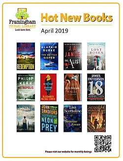 April Hot New Books