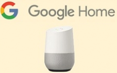 Google Home now available for borrowing graphic
