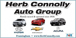 logo of Herb Connolly Auto Group