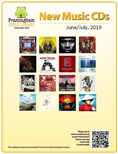 Music | Browse | Framingham Public Library